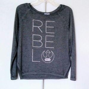 Star Wars Tshirt Gray